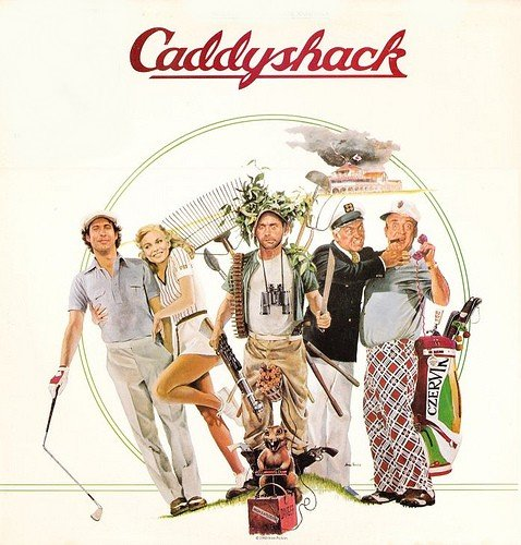 Caddyshack (Laserdisc) 1983  RCA