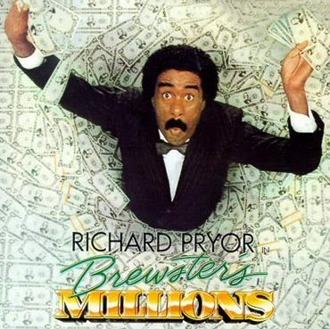 Brewster's Millions Laserdisc 1985