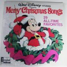 1970'S Walt Disney Christmas LP RECORD Albums