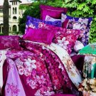 Ready-Room Bedroom Purple Rose-Queen