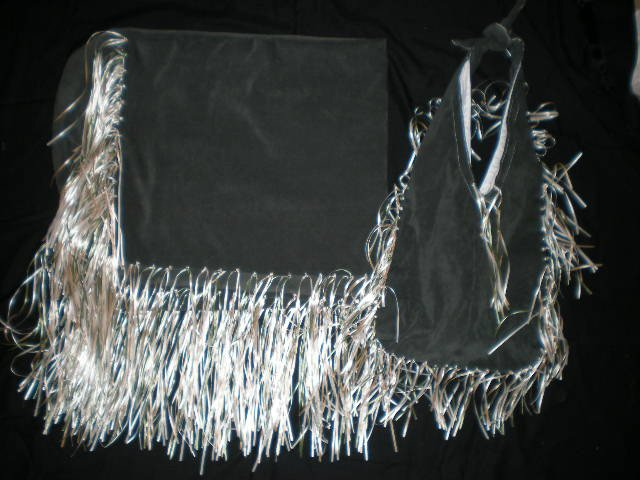 Shawl & Bag  #ej0387