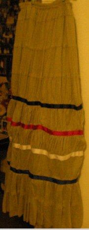 Custom Made Full Length Gown #ej0211