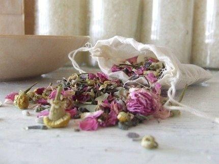 herbal bath tea