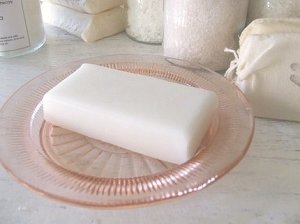gardenia shea butter luxurious gourmet handmade soap