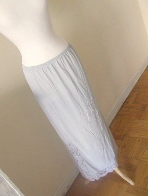 m/l mermaid maxi slip