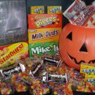 Halloween Scary DVD Popcorn & Candy Gift Jack-o-Lantern