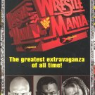 WWF WrestleMania 14 1998 Video NEW WWE Stone Cold Steve Austin Shawn Michaels WCW ECW TNA