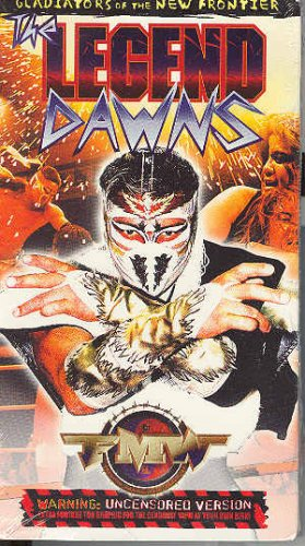 FMW The Legend Dawns Video SEALED Hardcore WWE WWF WCW ECW TNA