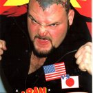 1988 Bam Bam Bigelow NEW SEALED Video WWE WWF JAPAN WWE WWF WCW ECW TNA