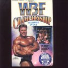 WBF 1991 Bodybuilding Sealed Coliseum Video WWE WWF WWE WWF WCW ECW TNA