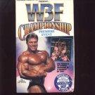 WBF 1991 Bodybuilding Sealed Coliseum Video WWE WWF WWE WWF WCW ECW TNA