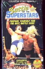 WWF 2nd Annual Battle Superstars SEALED Video WWE WWE WWF WCW ECW TNA