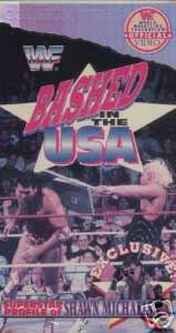 WWF Bashed In The USA Coliseum Video SEALED WWE WWF WCW ECW TNA