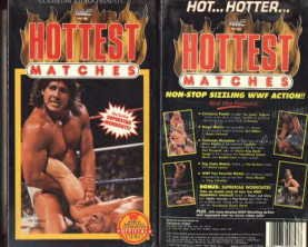 WWF Hottest Matches 1990 Video SEALED WWE Coliseum WWF WCW ECW TNA