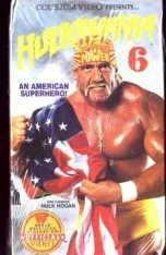 WWF Hulkamania 6 SEALED Coliseum Video Hulk Hogan WWE WWF WCW ECW TNA