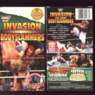 WWF Invasion of the Bodyslammers SEALED Coliseum Video WWE WWF WCW ECW TNA