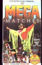 WWF Mega Matches SEALED Coliseum Video WWE Savage WWF WCW ECW TNA