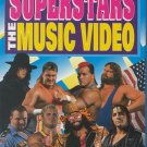 WWF Superstars The Music Video SEALED Coliseum WWE Hart WWF WCW ECW TNA