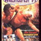 WWF WrestleFest 1991 SEALED Coliseum Video WWE Bret Hart WWF WCW ECW TNA WWE
