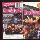 WWF WrestleFest 1994 Coliseum Video SEALED WWE HBK Hart WWF WCW ECW TNA WWE