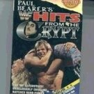 WWF WWE Paul Bearer's Hits Crypt Coliseum Video SEALED WWF WCW ECW TNA WWE