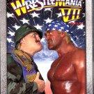 WWF WrestleMania 7 1991 Video SEALED WWE Hulk Hogan Sgt WWF WCW ECW TNA WWE