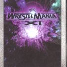 WWF WrestleMania 11 1995 Video SEALED WWE Diesel HBK LT WWF WCW ECW TNA WWE