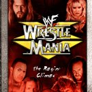 WWF WrestleMania 15 1999 Video SEALED WWE Rock Stone Cold Steve Austin  WWF WCW ECW TNA WWE