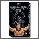 WWF Backlash 2001 Video SEALED WWE Triple H Steve Austin WWF WCW ECW TNA WWE