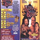 WWF King of the Ring 1995 Video SEALED WWE Diesel Sid WWF WCW ECW TNA WWE