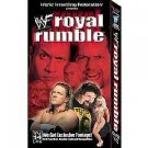 WWF WWE Royal Rumble 2000 Video SEALED Cactus Jack Triple H WWF WCW ECW TNA WWE