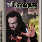 WWF Unforgiven 1998 Video SEALED WWE Inferno Match Kane Undertaker WWF WCW ECW TNA WWE