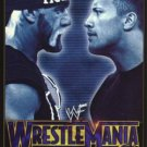 WWF WrestleMania 18 2002 Video SEALED WWE Hulk Hogan Rock WWF WCW ECW TNA WWE