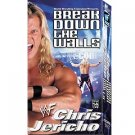 WWF Chris Jericho Break Down Walls Video SEALED WWE WWF WCW ECW TNA WWE