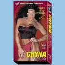 WWF Chyna Fitness More Meets Eye SEALED Video WWE WWF WCW ECW TNA WWE
