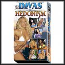 WWF Divas In Hedonism Video SEALED WWE Trish Lita Chyna WWF WCW ECW TNA WWE