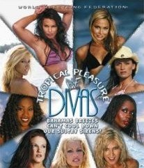 WWF Divas Tropical Pleasure Video SEALED WWE Trish Stratus Lita WWF WCW ECW TNA WWE