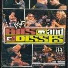 WWF Hits & Disses 2001 SEALED Video In Box WWE Rock WWF WCW ECW TNA WWE