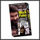 WWF Mick Foley Hard Knocks Video SEALED WWE Mankind WWF WCW ECW TNA WWE
