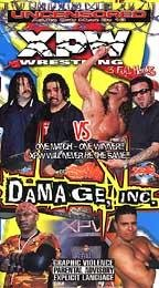 XPW Damage Inc. Video SEALED In Box WWF WWE New Jack WWF WCW ECW TNA WWE