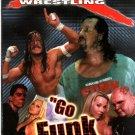 XPW Go Funk Yourself Video SEALED In Box WWF WWE WWF WCW ECW TNA WWE