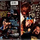 WWF Three Faces of Mick Foley Video In Box WWE Mankind WWF WCW ECW TNA WWE