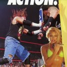 WWF Action 2001 DVD SEALED WWE Trish Stratus Y2J Triple H Austin Rock WWF WCW ECW TNA WWE