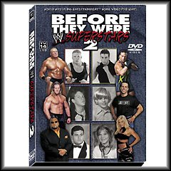 WWF WWE Before They Were Superstars 2 DVD SEALED Shawn Michaels RVD WWF WCW ECW TNA WWE