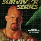 WWE WWF Survivor Series 2000 DVD SEALED Stone Cold Steve Austin Triple H WWF WCW ECW TNA WWE