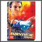 WWE WWF Survivor Series 2003 DVD NEW SEALED Buried Alive Goldberg Triple H WWF WCW ECW TNA WWE