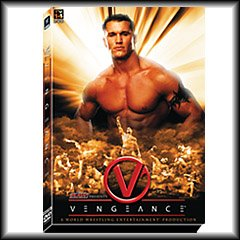 WWE WWF Vengeance 2004 DVD SEALED Raw Randy Orton vs Edge WWF WCW ECW TNA WWE