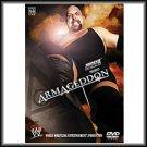 WWE WWF Armageddon 2004 DVD SEALED Undertaker Eddie Guerrero JBL WWF WCW ECW TNA WWE