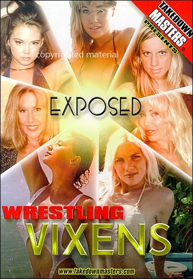 Wrestling Vixens Exposed SEALED DVD WWE Sunny Tammy Sytch Nude RARE 2003 WWF WCW ECW TNA WWE