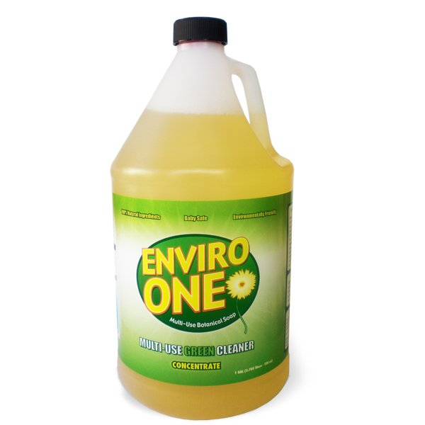 Enviro-One Multi-Use Green Cleaner 1 Gallon Concentrate